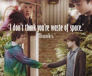 harry potter, dudley dursley, and dudley image
