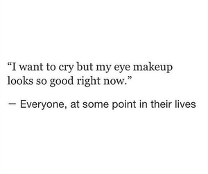 makeup and quotes image