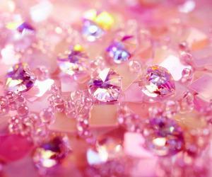 diamonds, pretty, and shiny image