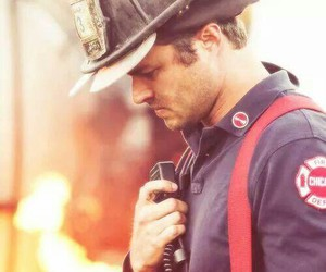 chicago fire, hero, and eyecandy image