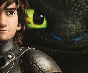 hiccup and dragon image