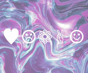 wallpaper, happy, and peace image