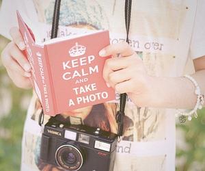 keep calm, photo, and camera image
