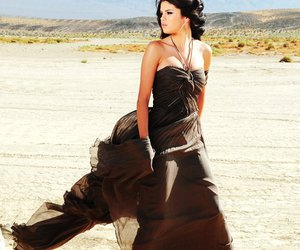 desert, fashion, and music image