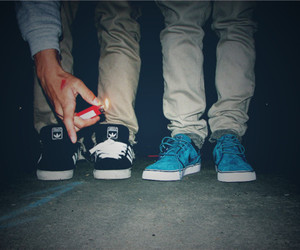 boy, shoes, and adidas image