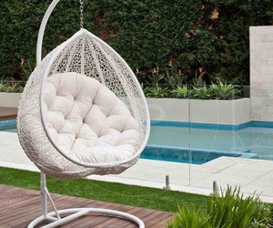 hanging basket, hanging chair, and hanging chairs image