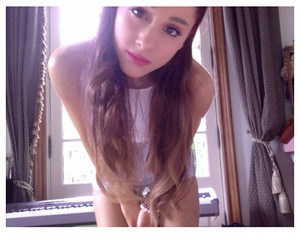 yours truly, my everything, and ariana grande image