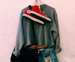all star, streetstyle, and tumblr image