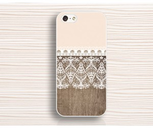 iphone 6 case, iphone 6 plus case, and lace flower iphone 4 case image
