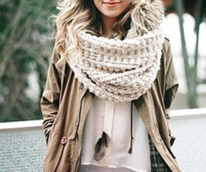 blonde, jacket, and cute image