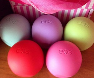 eos, pink, and blue image