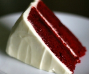 cake and red velvet image