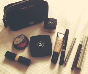 chanel, fashion, and mac image