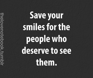 quote, smile, and people image