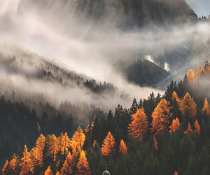 mountains, nature, and landscape image