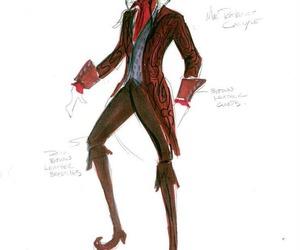 art, costume, and design image