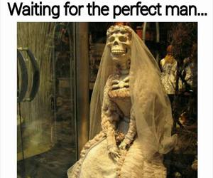 waiting, funny, and man image