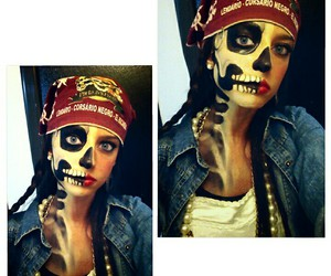 costume, makeup, and face image