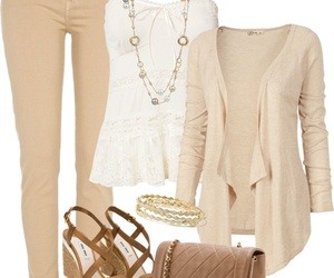 accessories, high heels, and cute outfits image