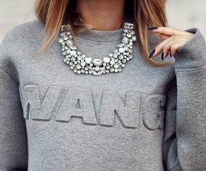 fashion, style, and wang image