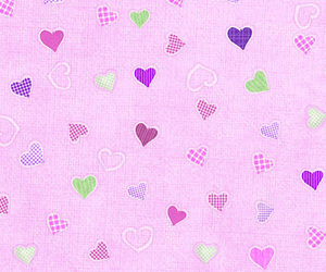 background, hearts, and wallpaper image