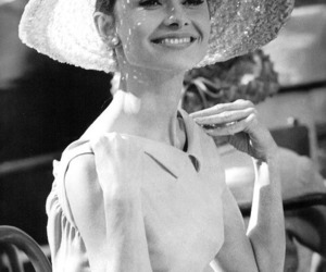actress and audrey hepburn image