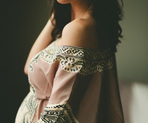 pregnant and beautiful image