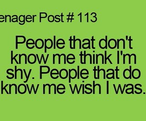 teenager post, shy, and 113 image