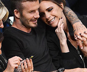 couple, David Beckham, and victoria beckham image