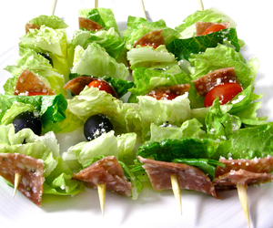 food, salad, and appetizers image