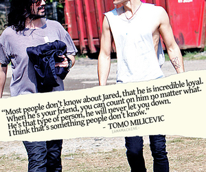30 seconds to mars, confession, and friendship image
