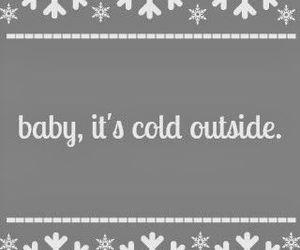 christmas, cold, and merry christmas image