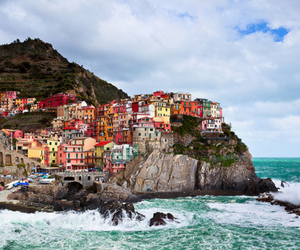 beauty, italy, and europe image