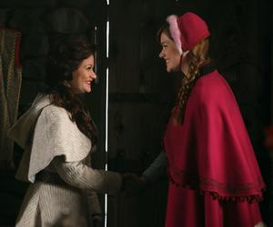anna, Emilie de Ravin, and frozen image