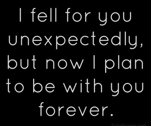 forever, love, and plan image