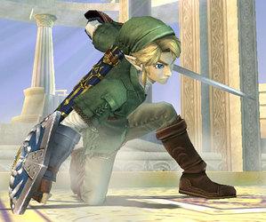 link, the legend of zelda, and super smash bros image