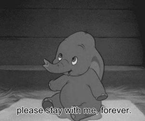 BAM, cute, and elefant image