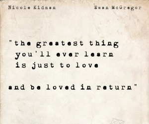 moulin rouge, quote, and movie image