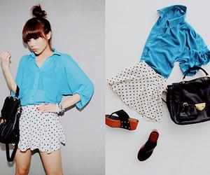 asian, clothes, and korea image