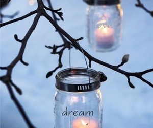 Dream, love, and winter image