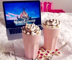 disney, chill, and pink image