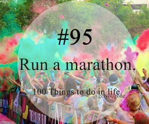 Marathon, run, and 95 image