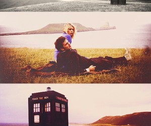 black and white, doctor who, and dw image