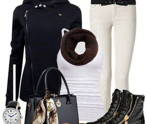 accesories, bag, and clothes image