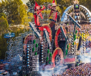 festival, PLUR, and ultra image