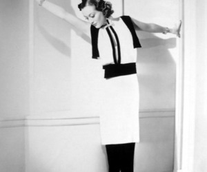 joan crawford, 30s, and old hollywood image
