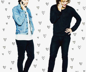 larrystylinson, cute, and onedirection image