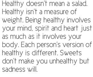 healthy, quote, and health image