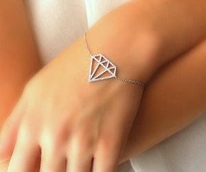 diamond, style, and wishlist image