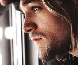 Charlie Hunnam, beard, and man image